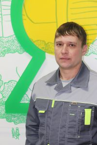 Вакорин Вадим Геннадьевич - электрик